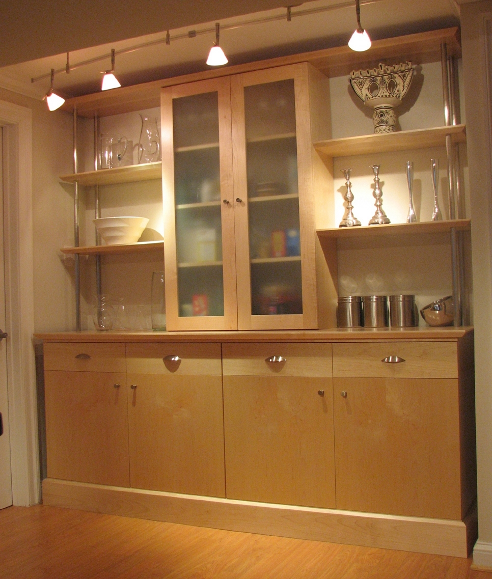 Kitchen Cabinets Wall Unit
