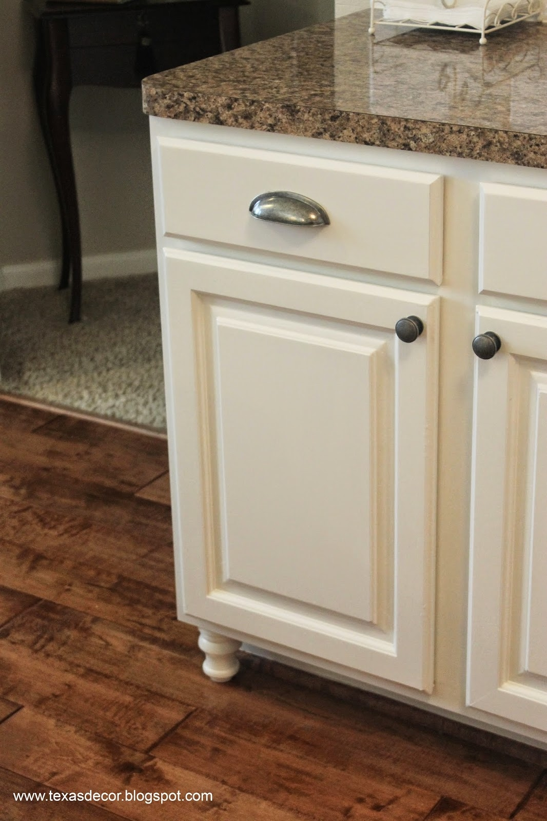 Kitchen Cabinets With Furniture Legs