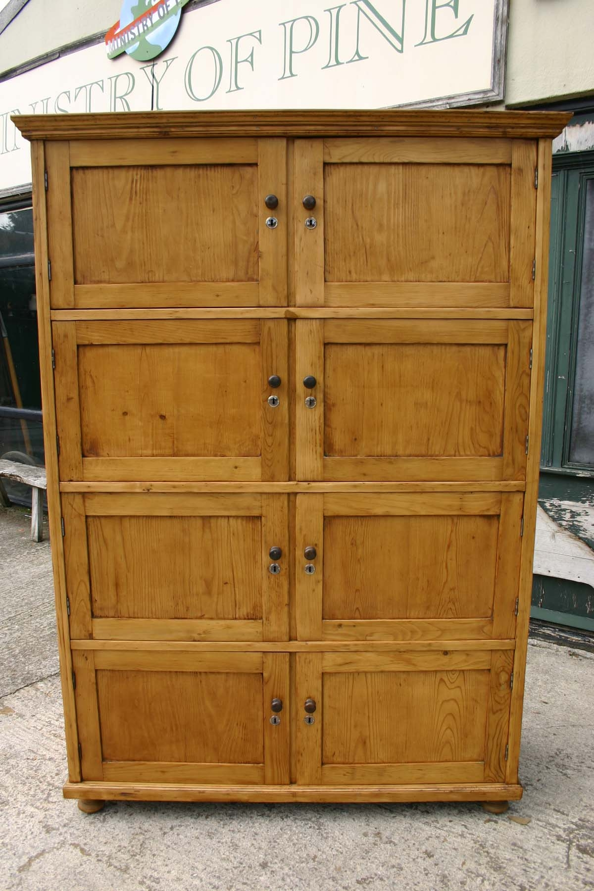 Kitchen Larder Cupboard Second Hand1200 X 1800