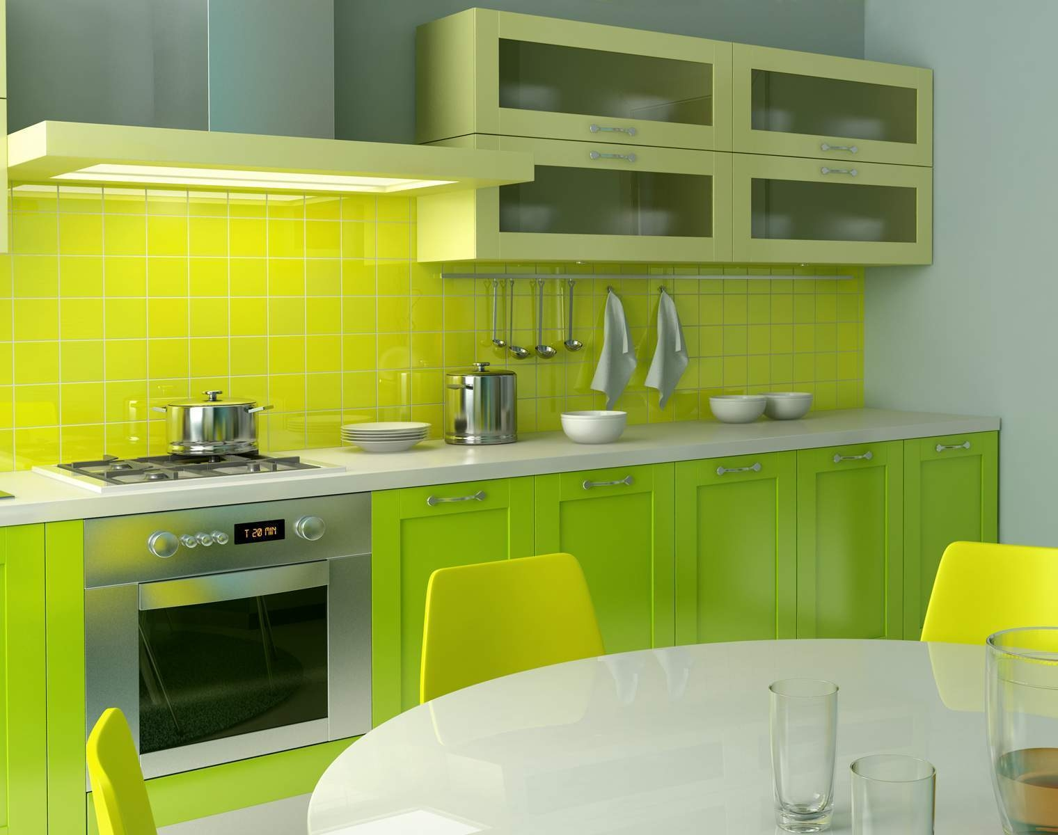 Latest Color Combination For Kitchen Cabinets
