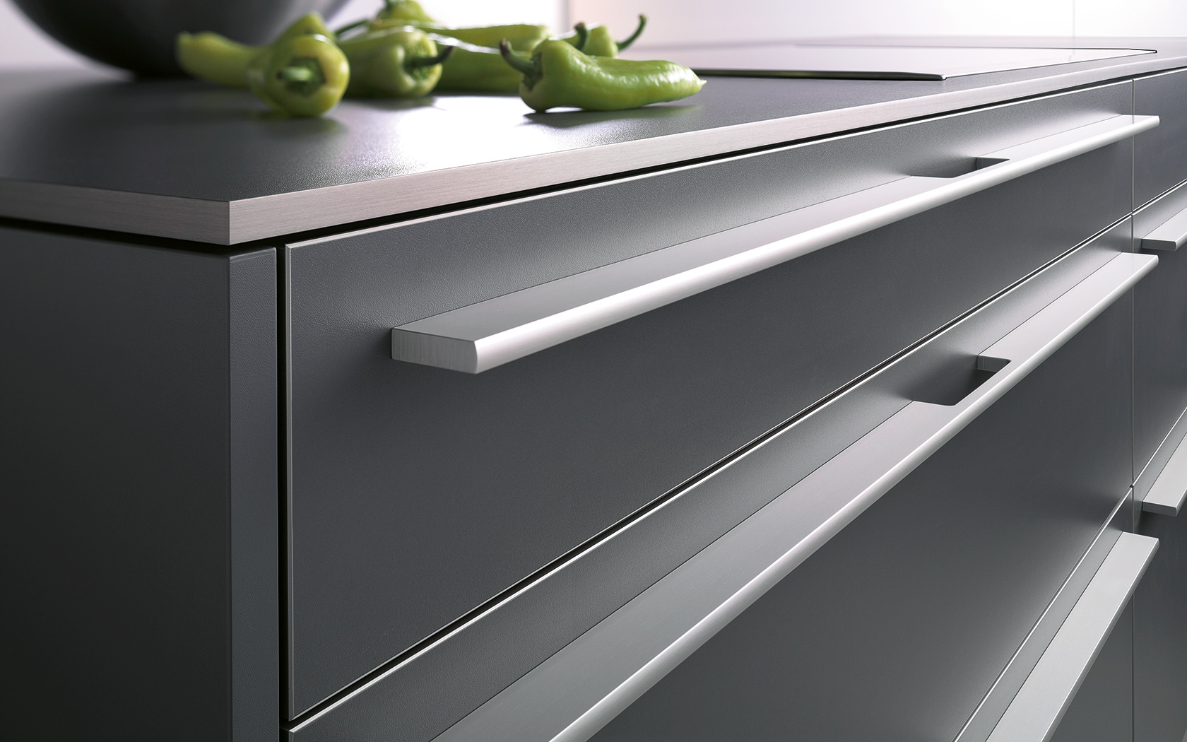 Modern Handle For Kitchen Cabinets
