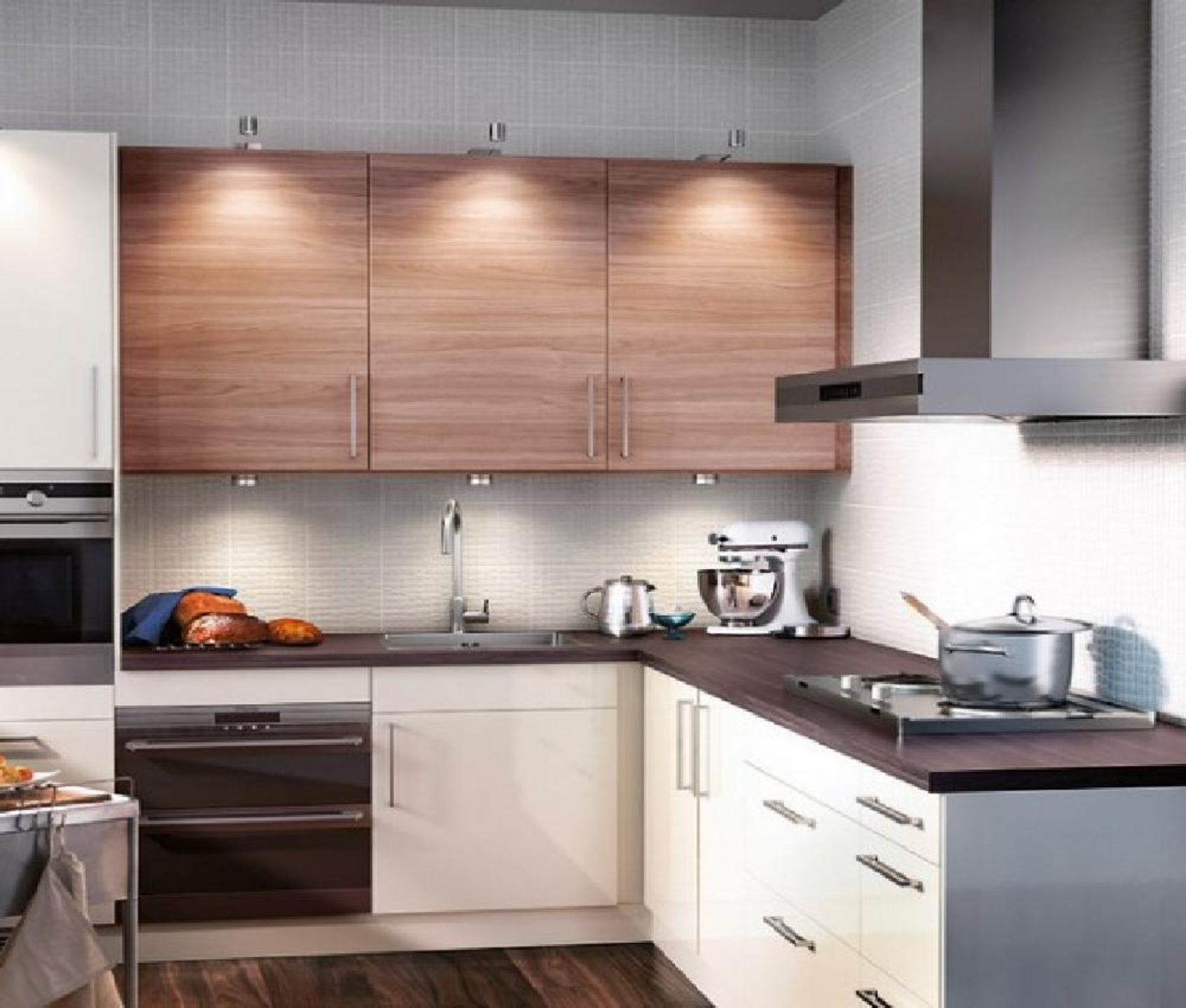 Mounting Kitchen Cabinets To Plywood