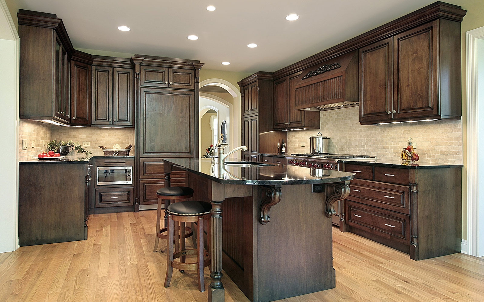 New Styles Of Kitchen Cabinets