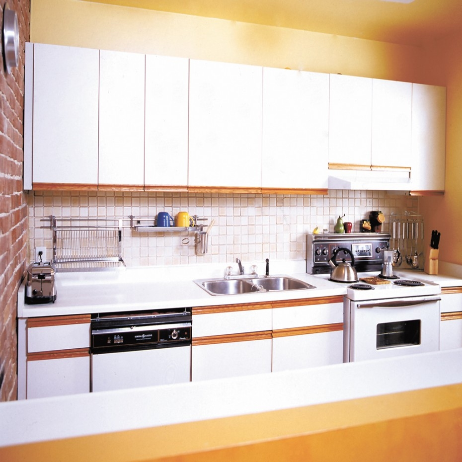 Office Laminate Kitchen Cabinets