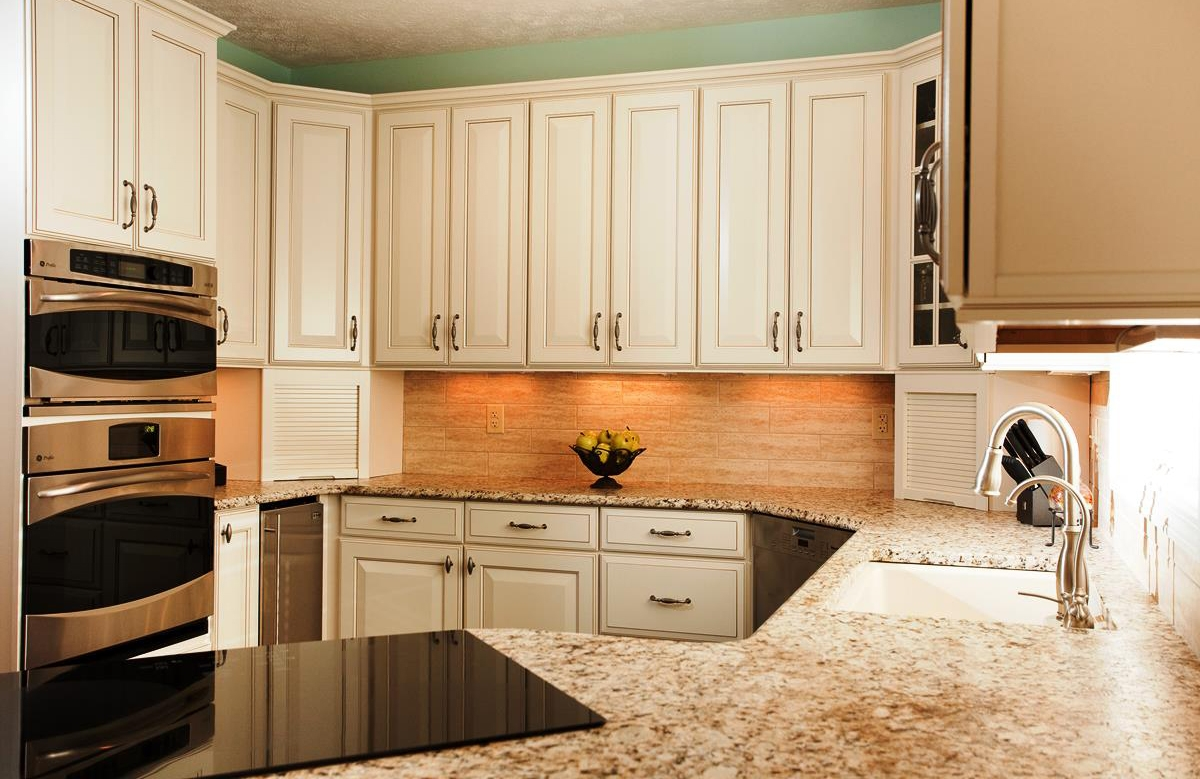 Popular Color Of Kitchen Cabinets