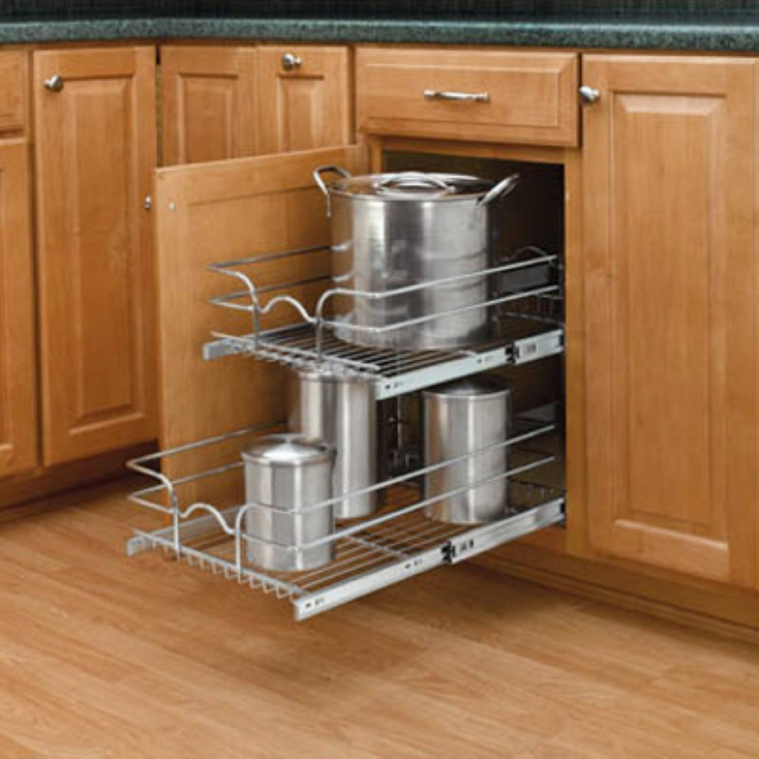 Pull Out Kitchen Cabinet Hardware