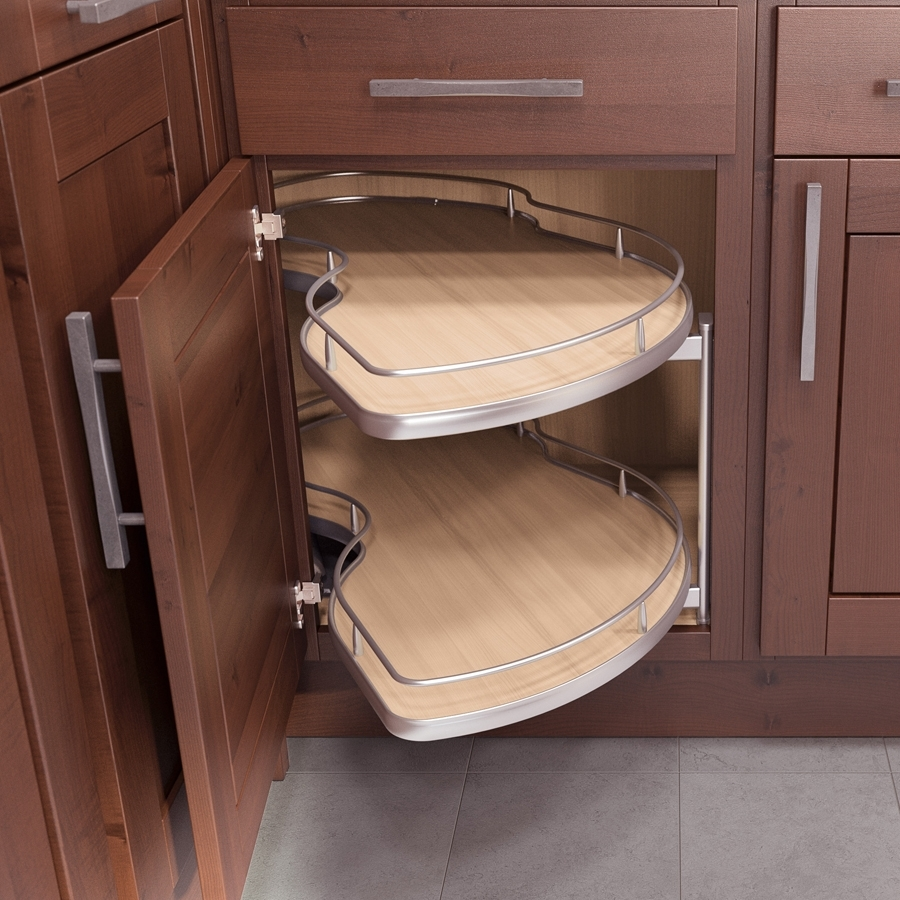 Pull Out Shelves For Corner Kitchen Cabinets