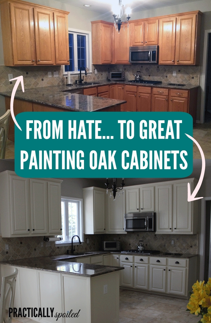 Redo Old Wood Kitchen Cabinets