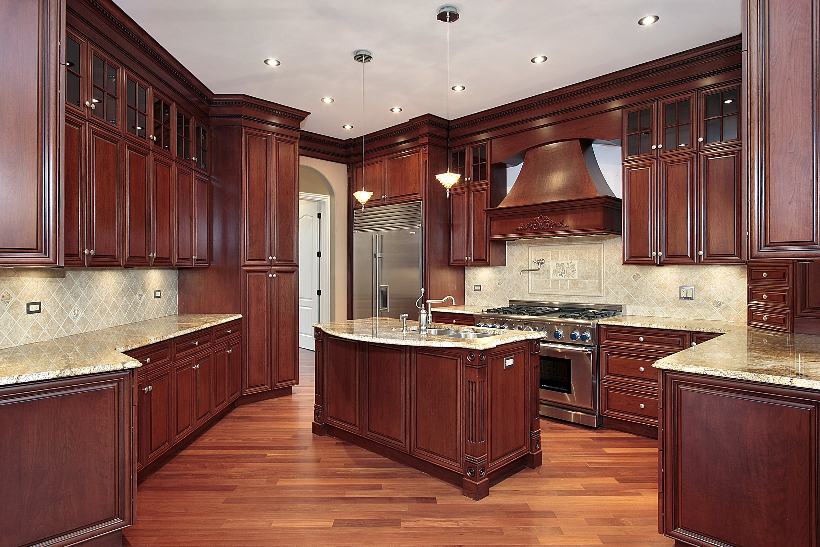 Selecting Wood For Kitchen Cabinets2700 X 1800