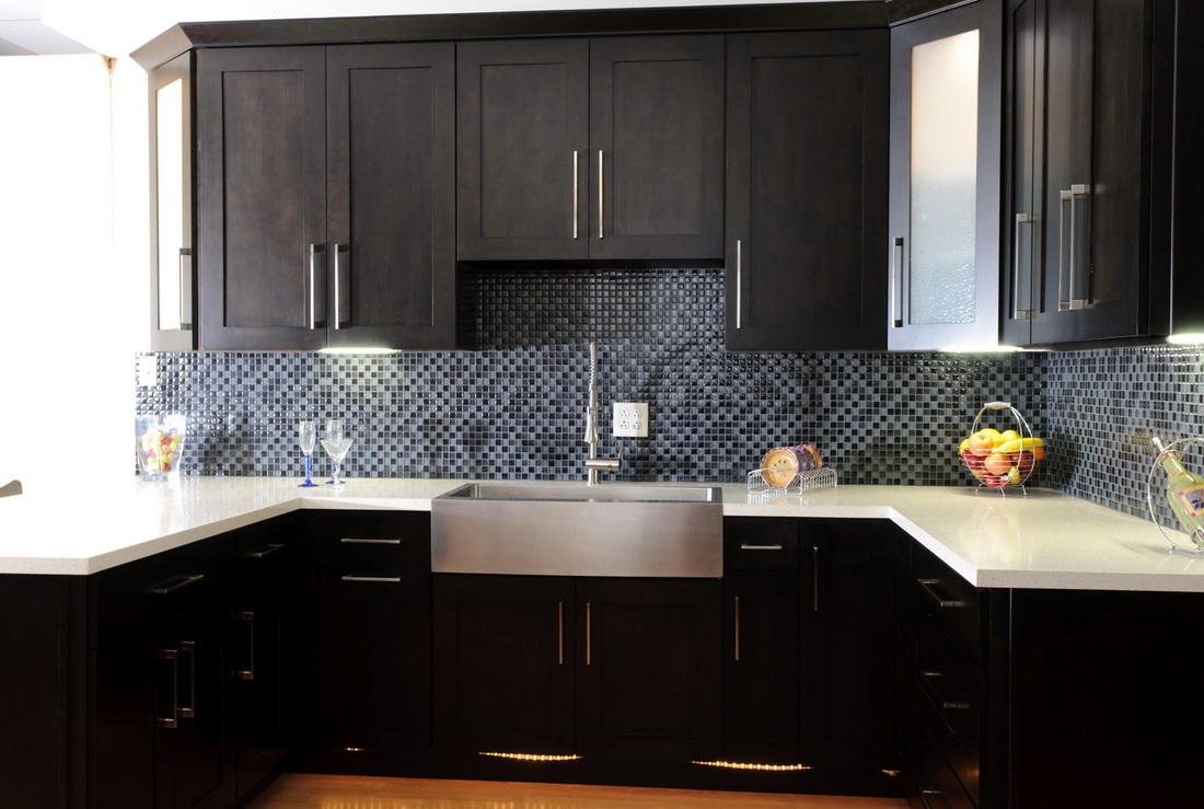 Shaker Style Kitchen Cabinets Espressoshaker cabinets for your kitchen remodeling project