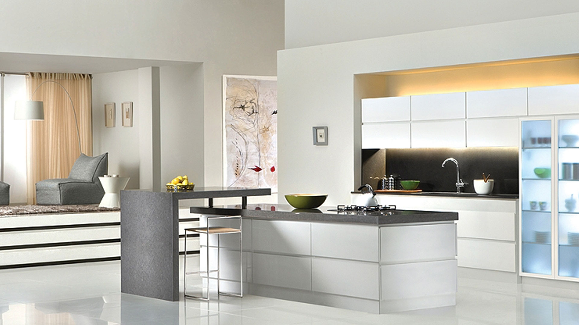 Simple Kitchen Cabinet Design 2013