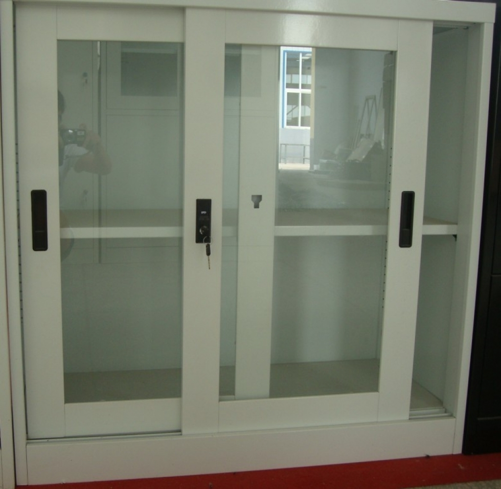 Sliding Door Kitchen Cabinets