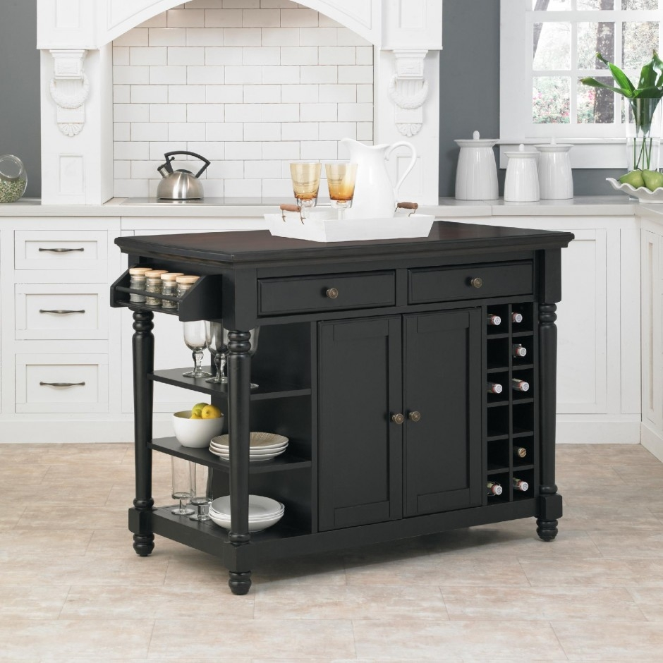 Small Kitchen Cabinets On Wheels