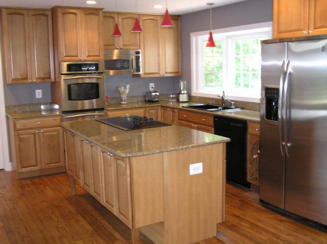 Solid Wood Fully Assembled Kitchen Cabinets