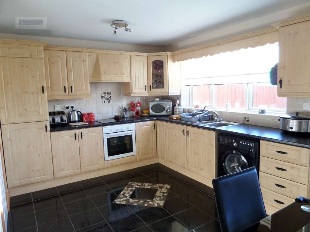 Spray Kitchen Cabinets Derry