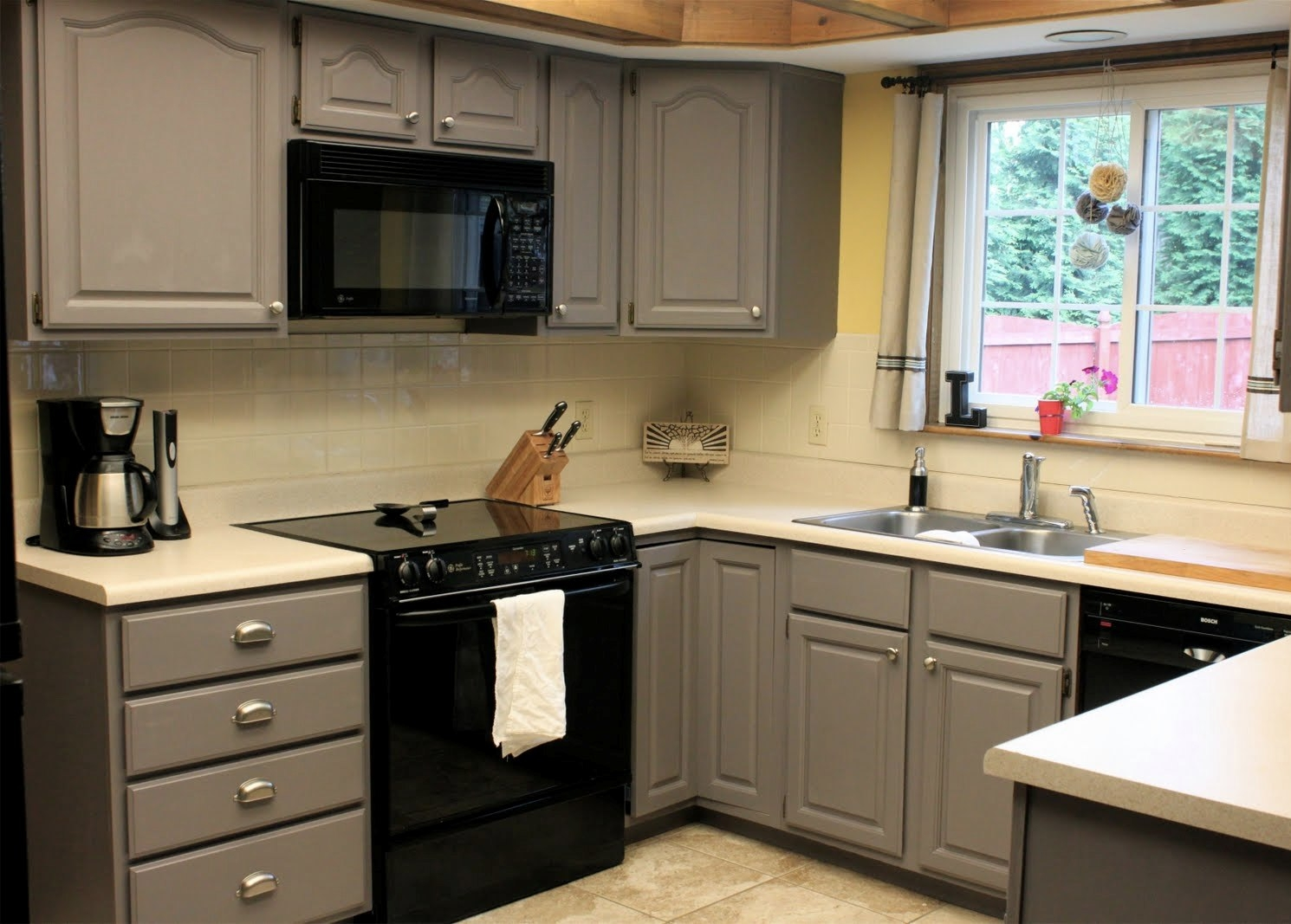 Spray Kitchen Cabinets Galway