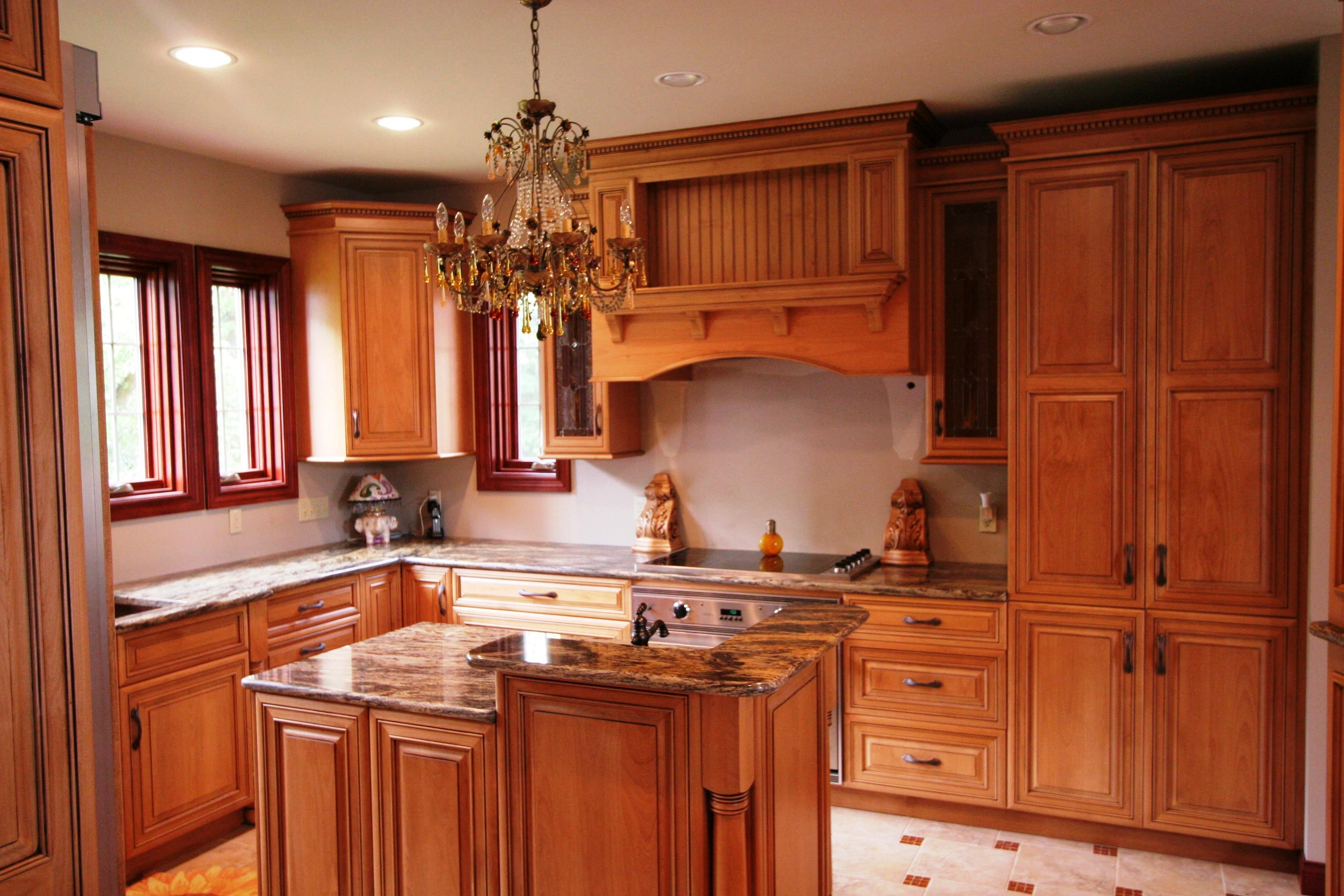 Tall Kitchen Cabinets B And Q