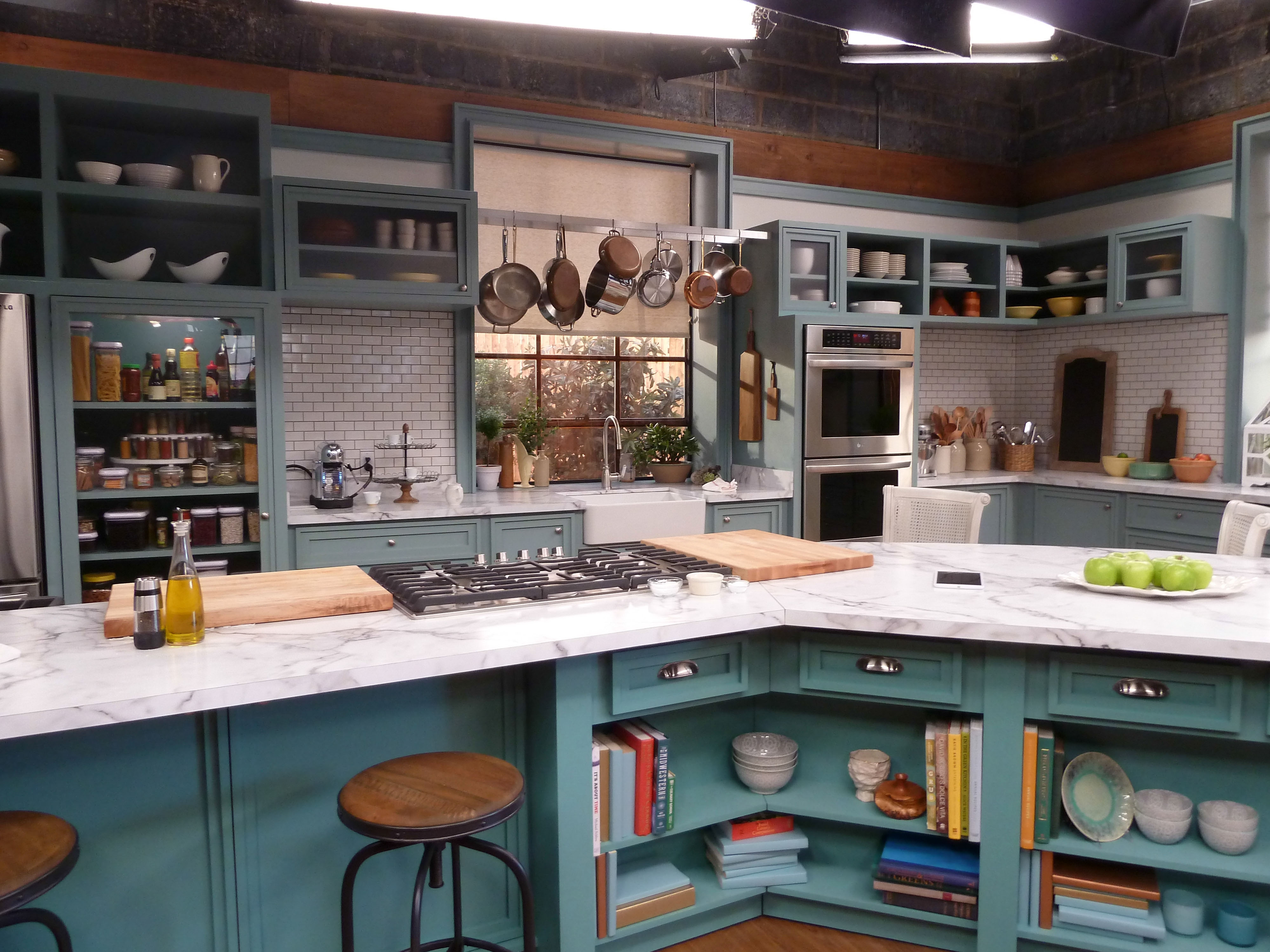 The Kitchen Food Network Cabinets