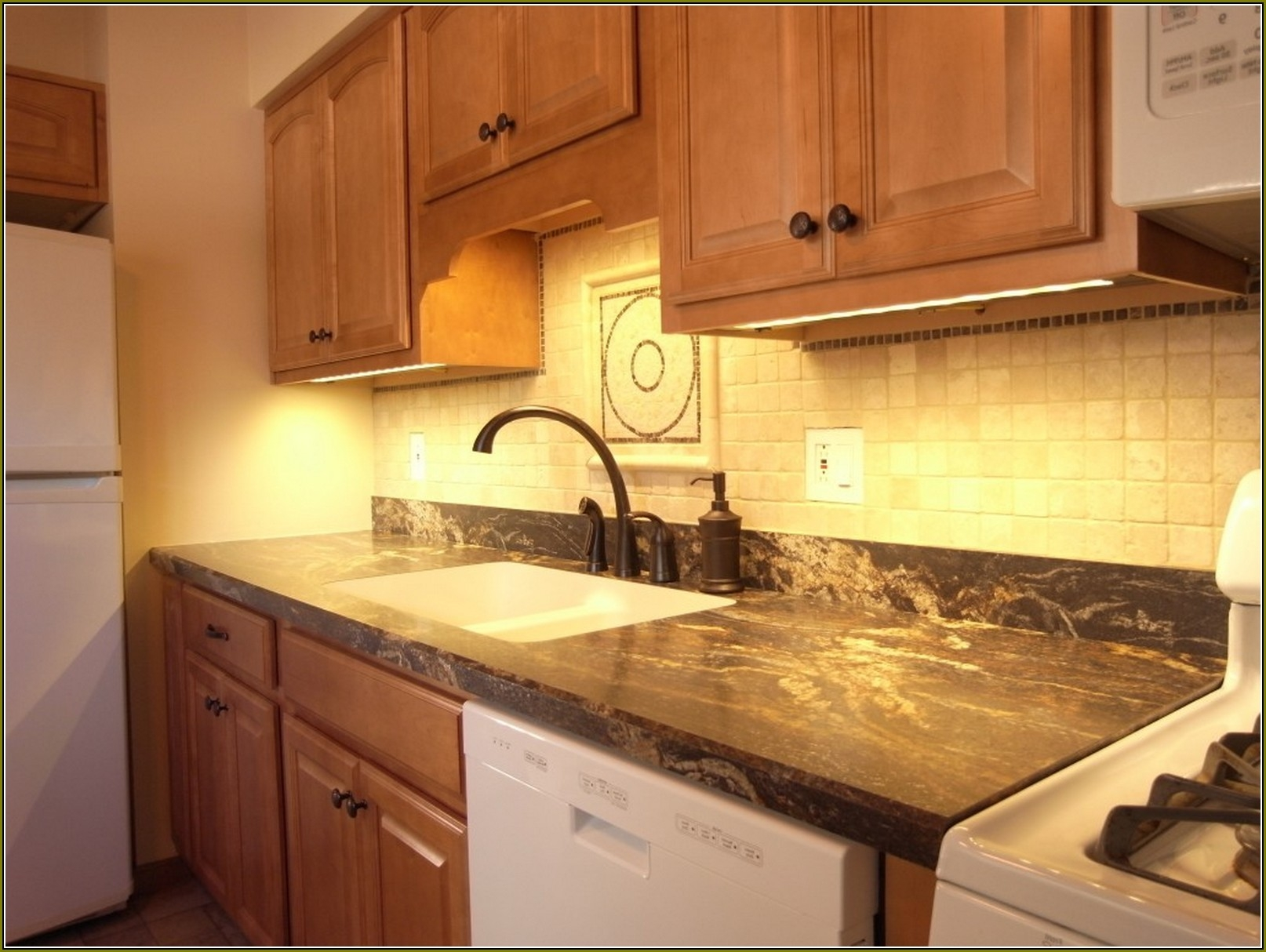 Undermount Lighting For Kitchen Cabinets Battery Powered