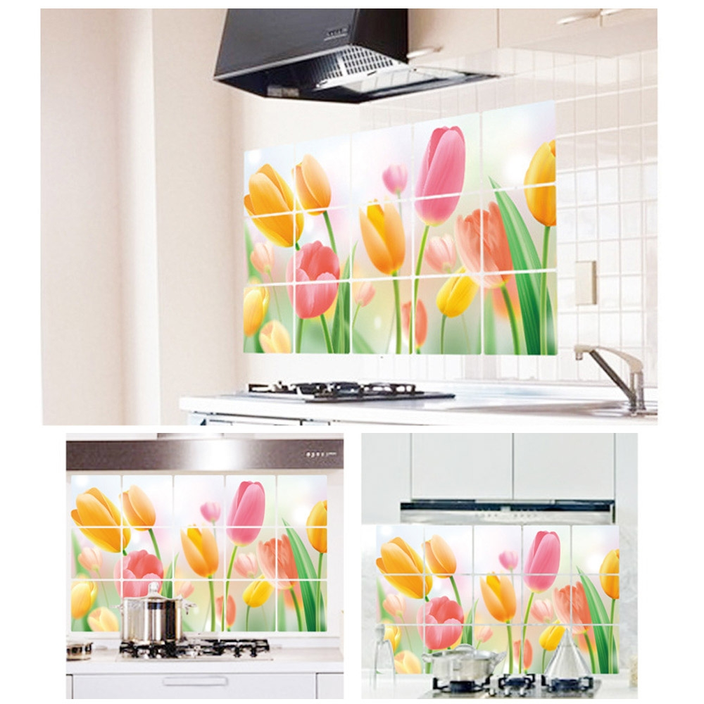 Wall Decals For Kitchen Cabinets
