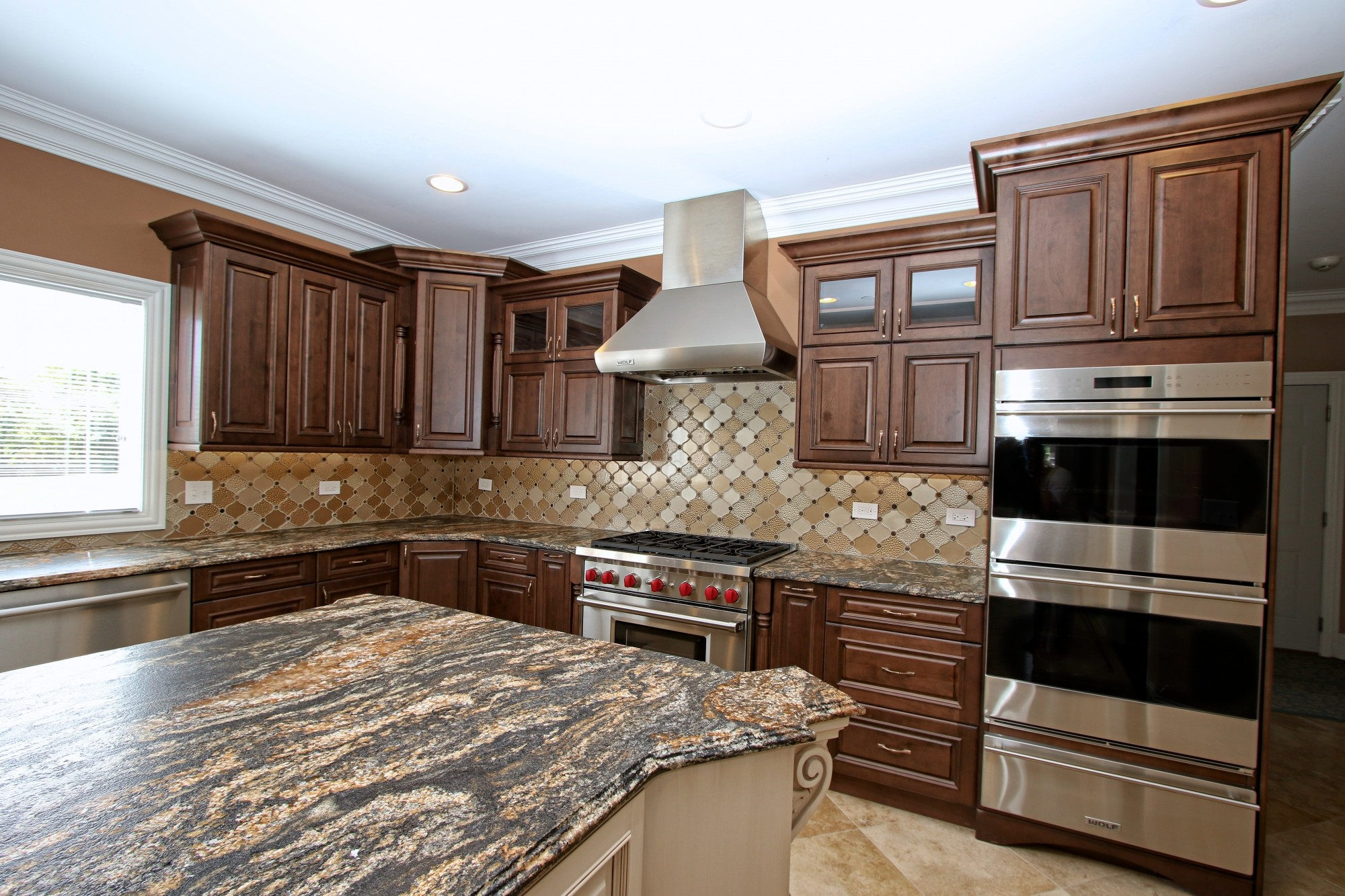 Permalink to Alder Wood Kitchen Cabinets Pictures