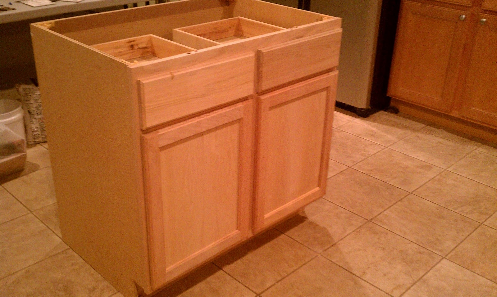 Base Cabinets For Kitchen Island