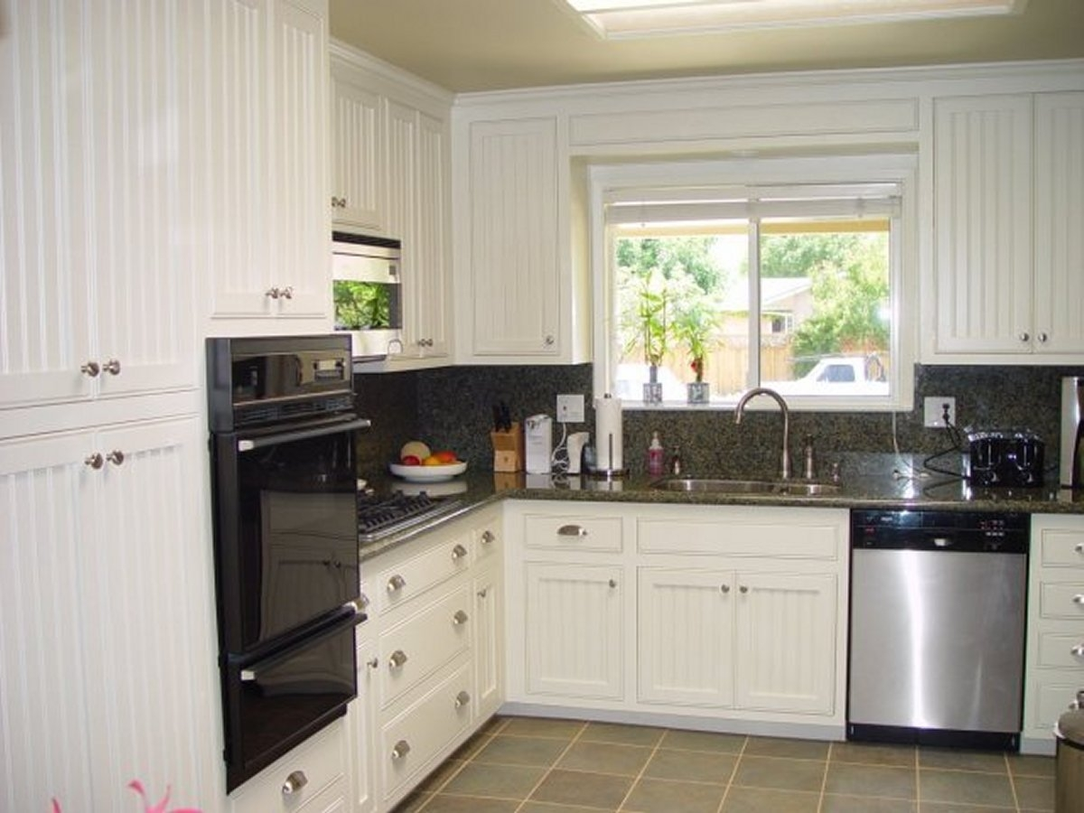 Permalink to Beadboard Kitchen Cabinets Pictures