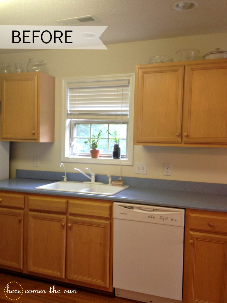 Covering Kitchen Cabinets With Contact Paper