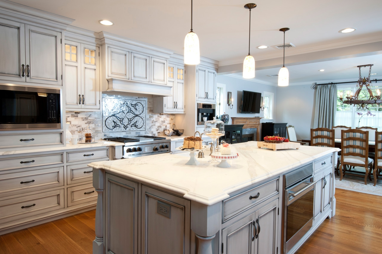 Custom Kitchen Cabinets Long Island1280 X 852