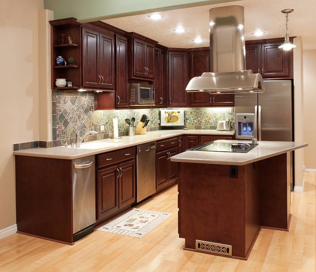 Custom Kitchen Cabinets Salt Lake City