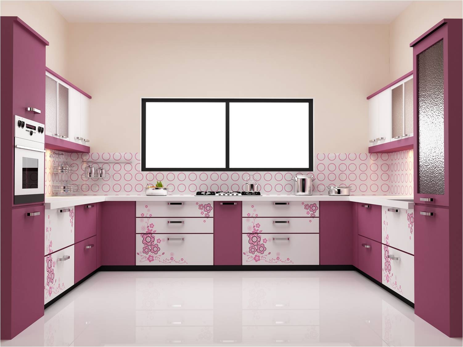 Permalink to Designs Of Modular Kitchen Cabinets