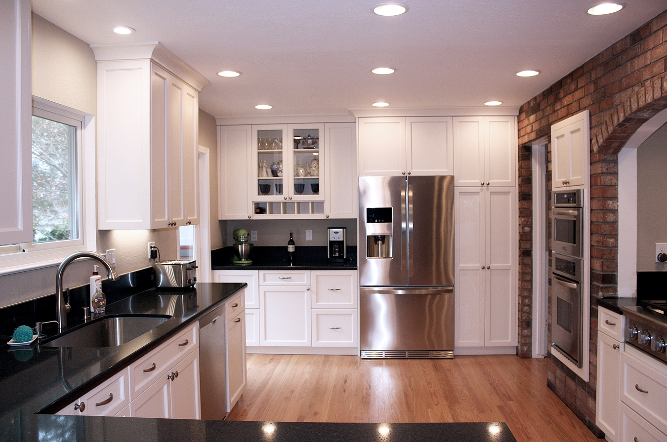 Permalink to Different Height Kitchen Cabinets