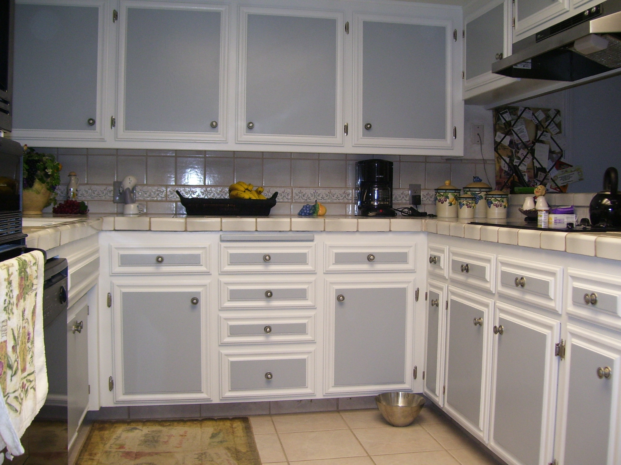 Gray Kitchen Cabinet Doors
