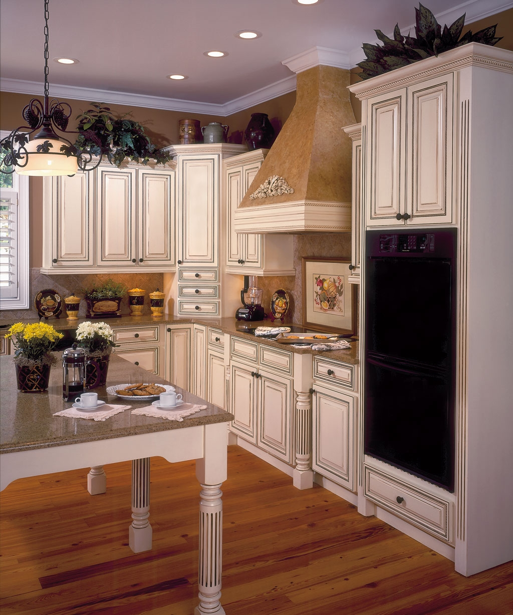 High Low Kitchen Cabinets