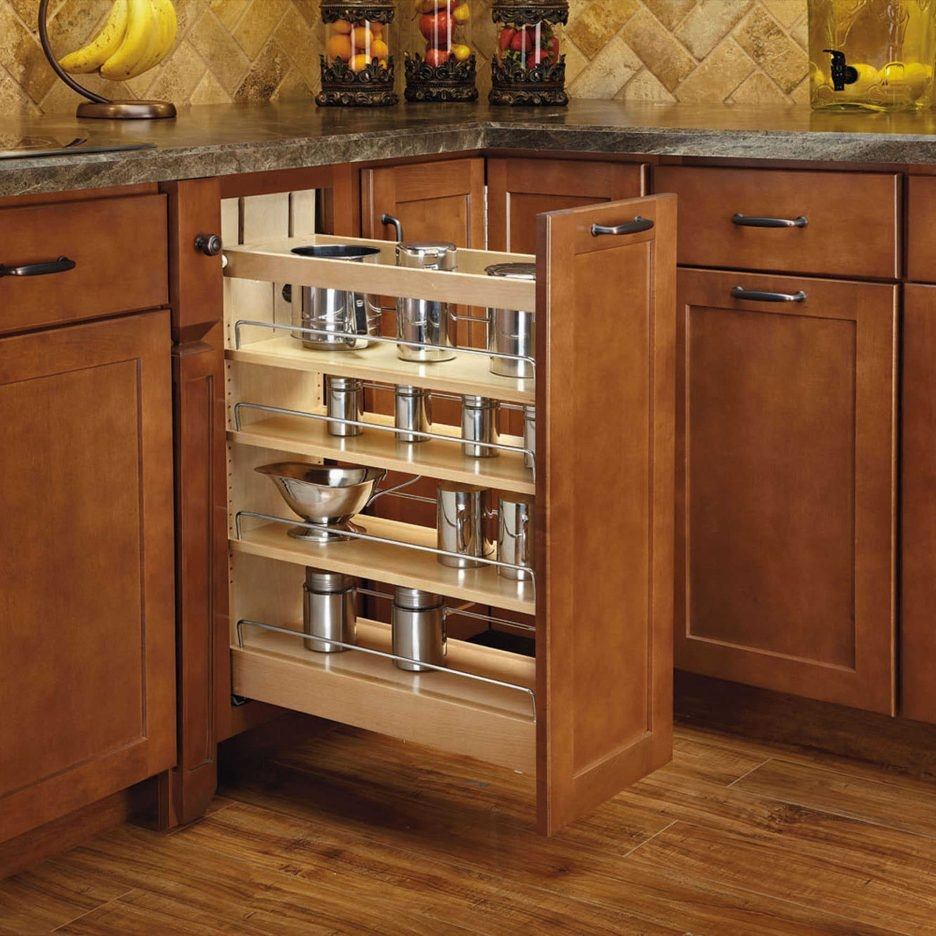 Kitchen Cabinet Drawer Options