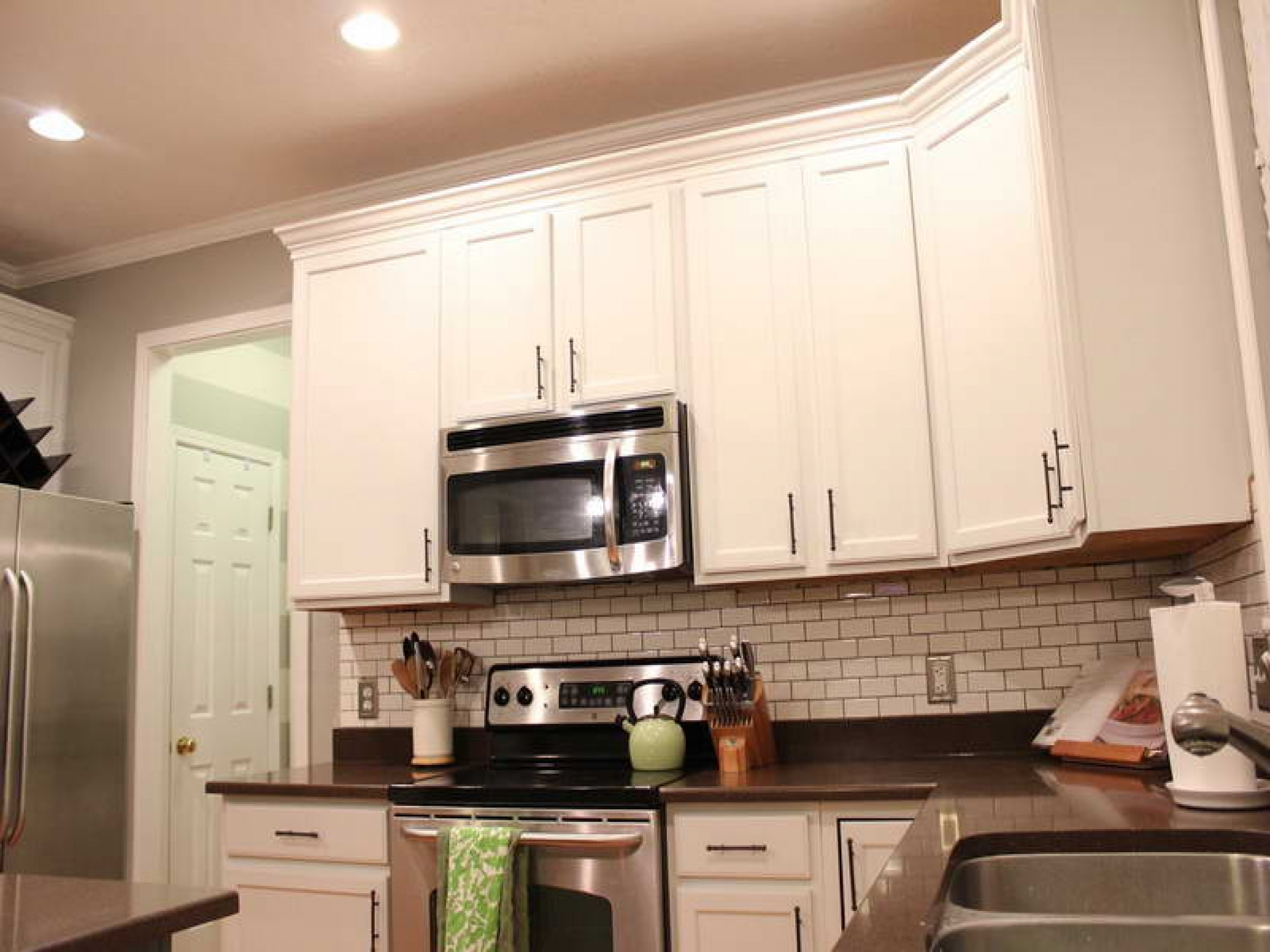 Permalink to Kitchen Cabinet Modern Hardware