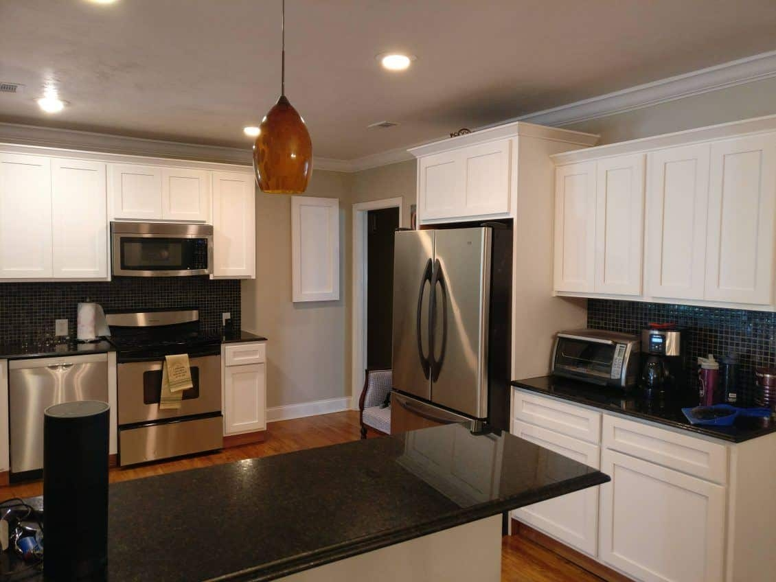 Kitchen Cabinet Refacing Tallahassee