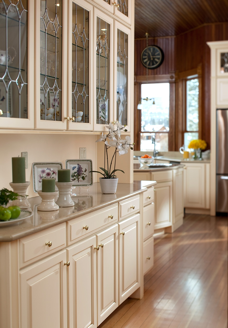 Permalink to Kitchen Cabinets Hutch Ideas