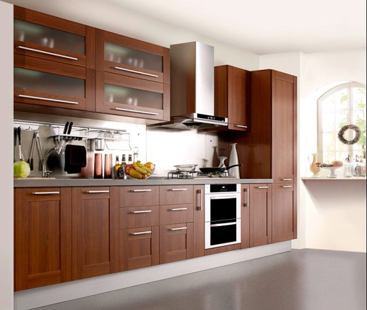 Kitchen Cabinets Solid Wood Or Veneer