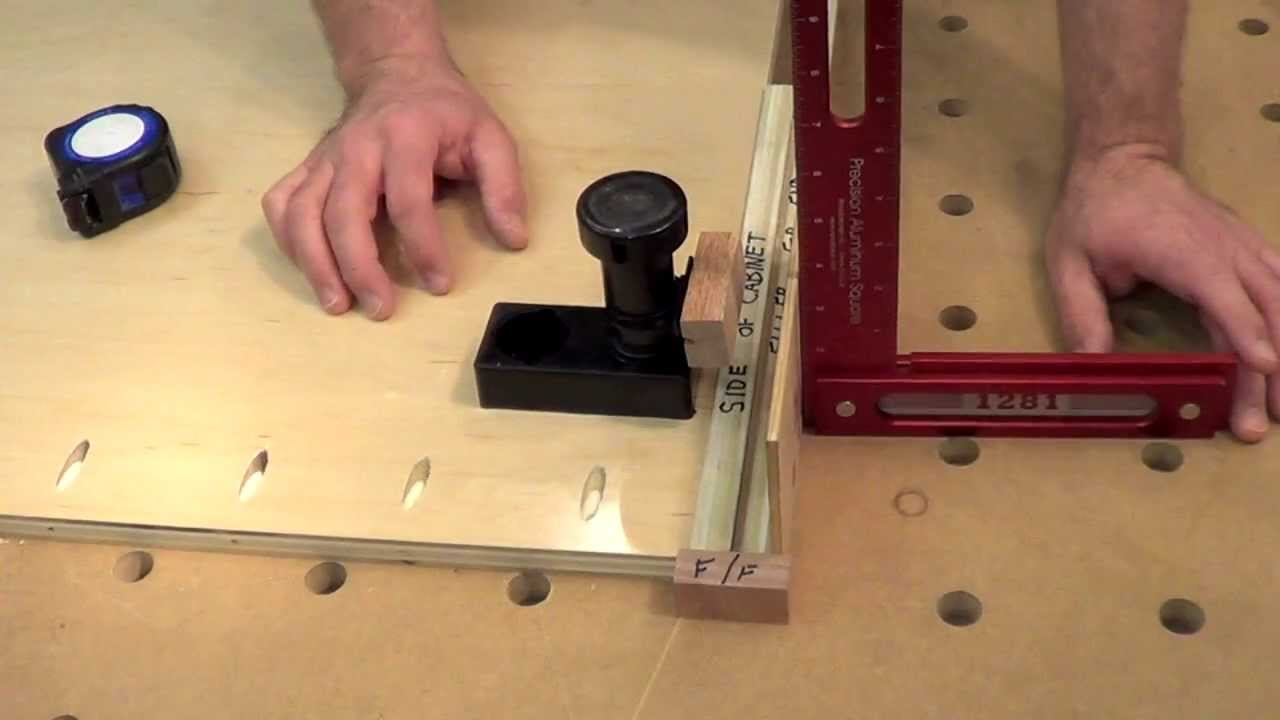 Kitchen Cabinets With Adjustable Legs