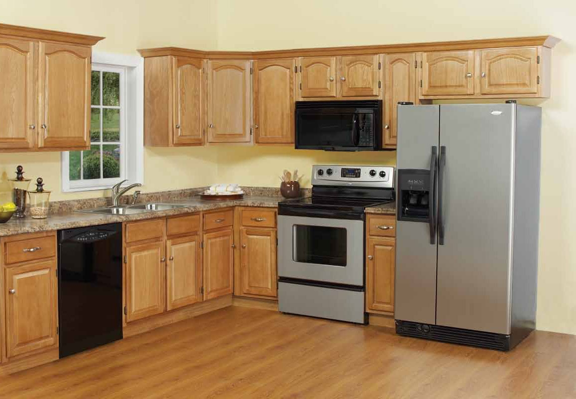 Permalink to Kitchen Remodels With Oak Cabinets