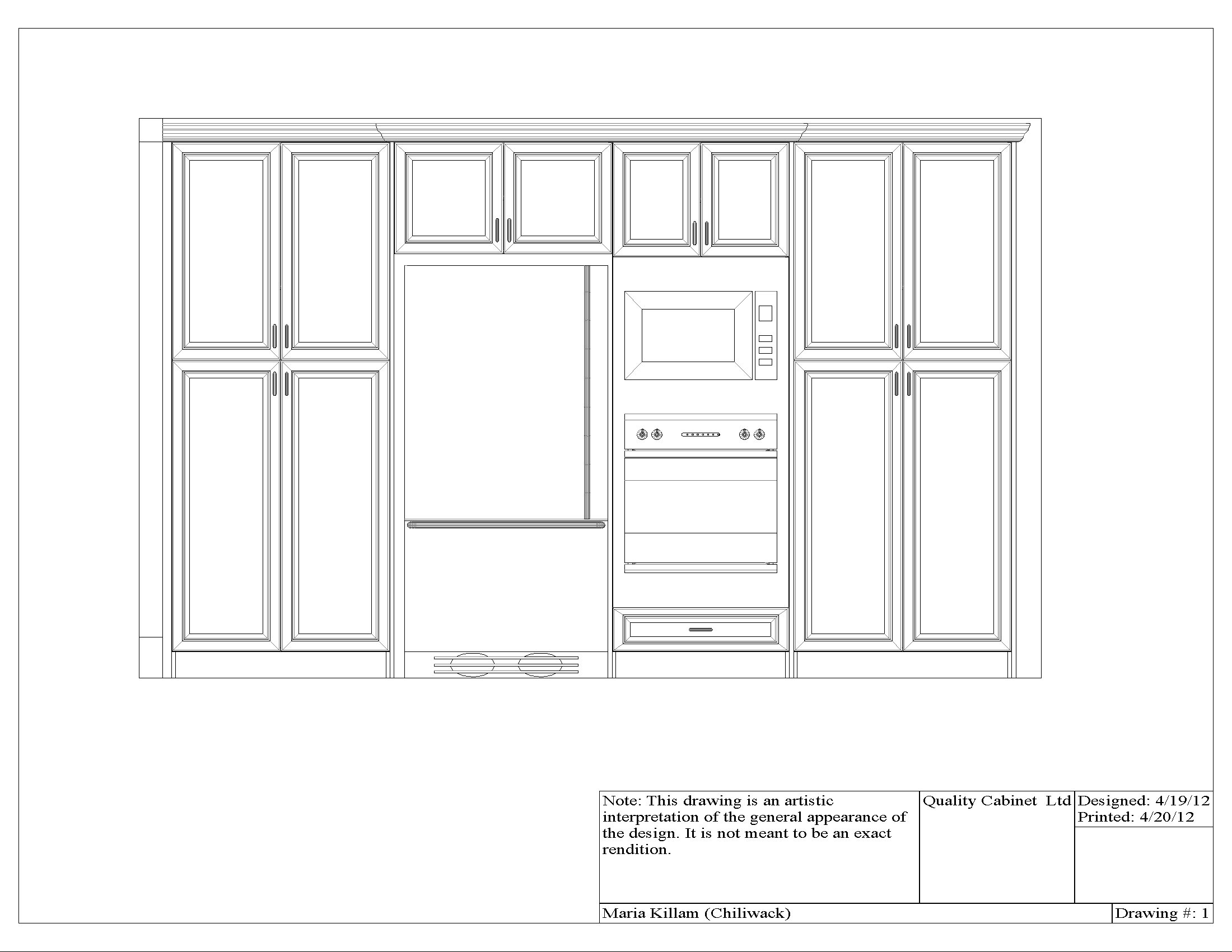 Permalink to Kitchen Wall Cabinet Height Above Counter