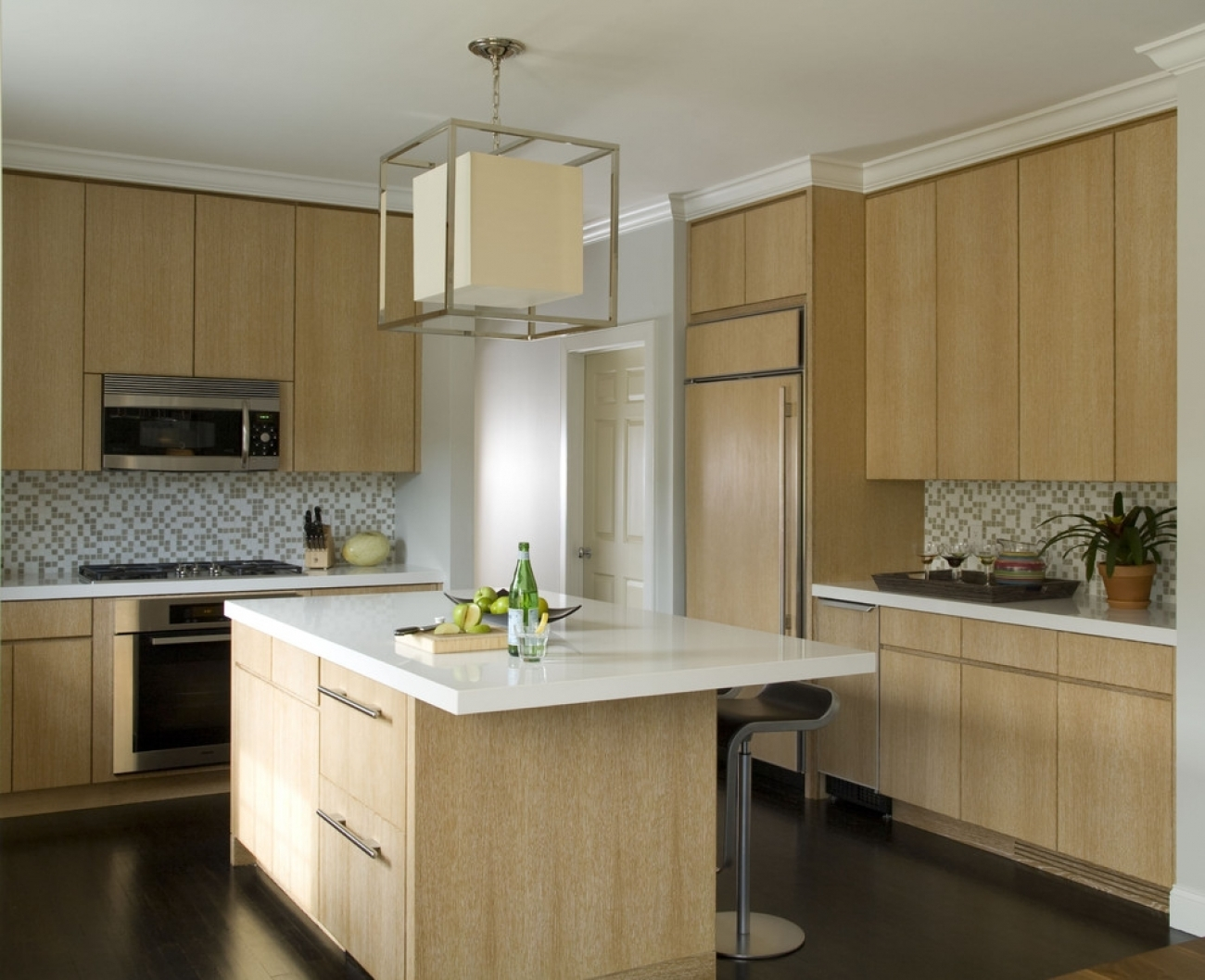 Permalink to Light Wood Kitchen Cabinets