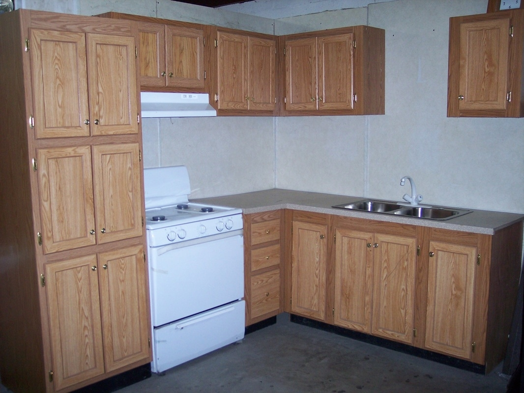 Mobile Home Kitchen Cabinets Peeling