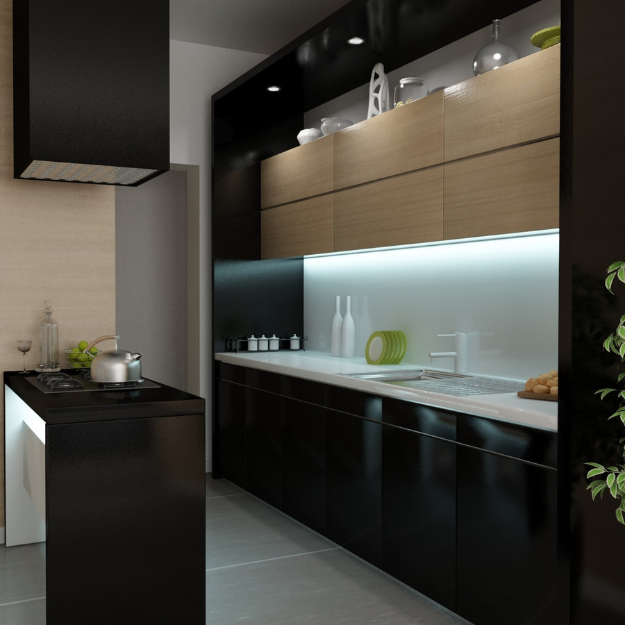 Permalink to Modern Cabinet Design For Small Kitchen
