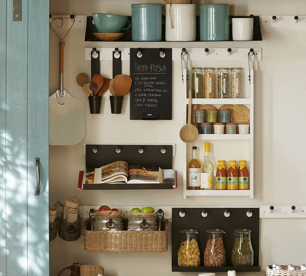 Organize Small Kitchen Without Cabinets1024 X 921
