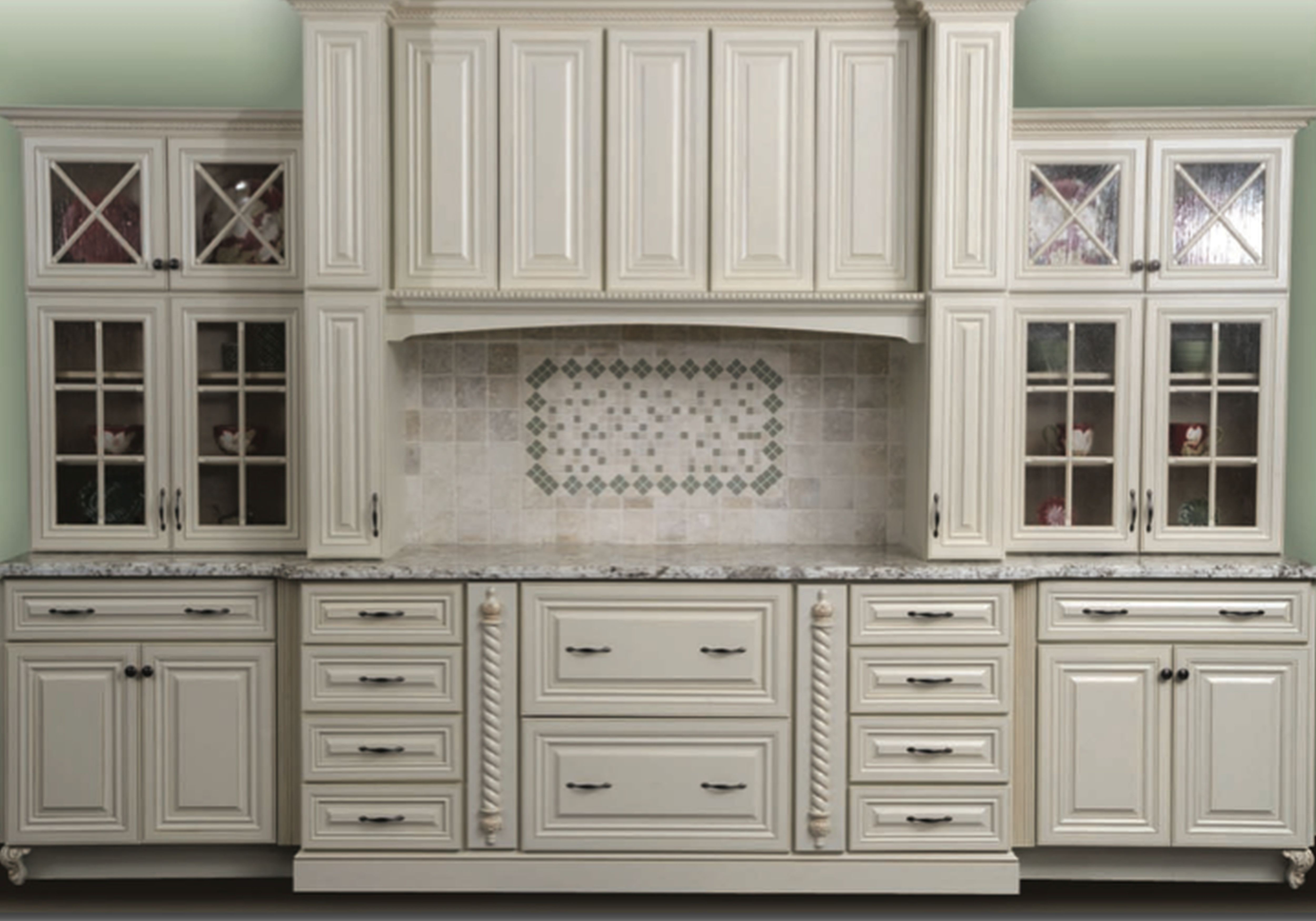 Picture Of Kitchen Cabinets With Hardware