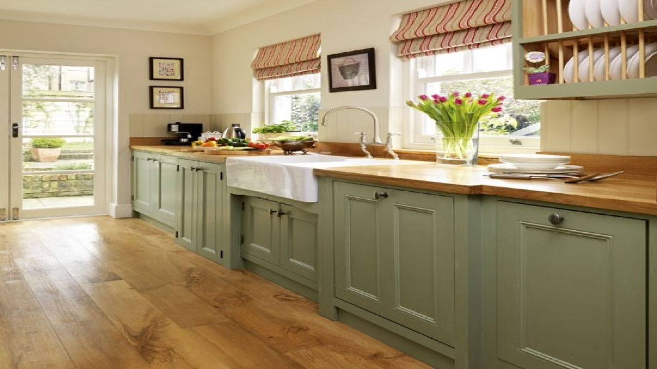 Pictures Of Sage Green Kitchen Cabinets