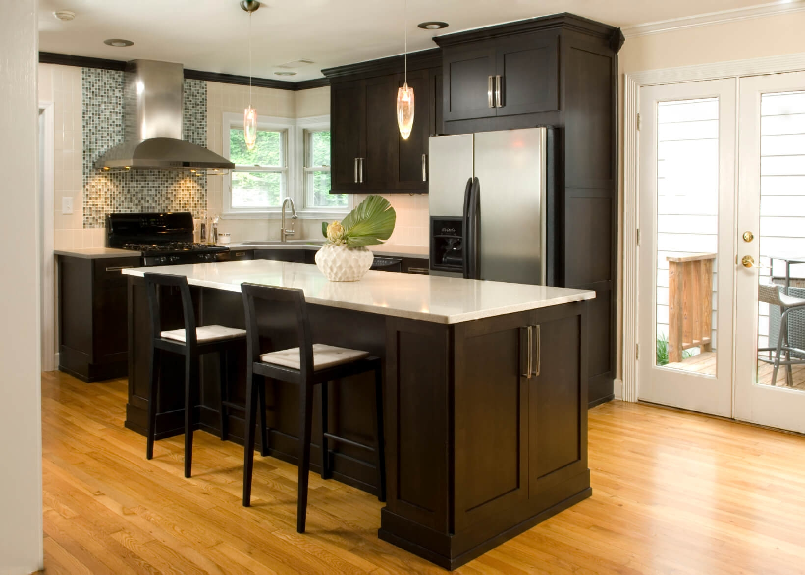 Show Me Black Kitchen Cabinets