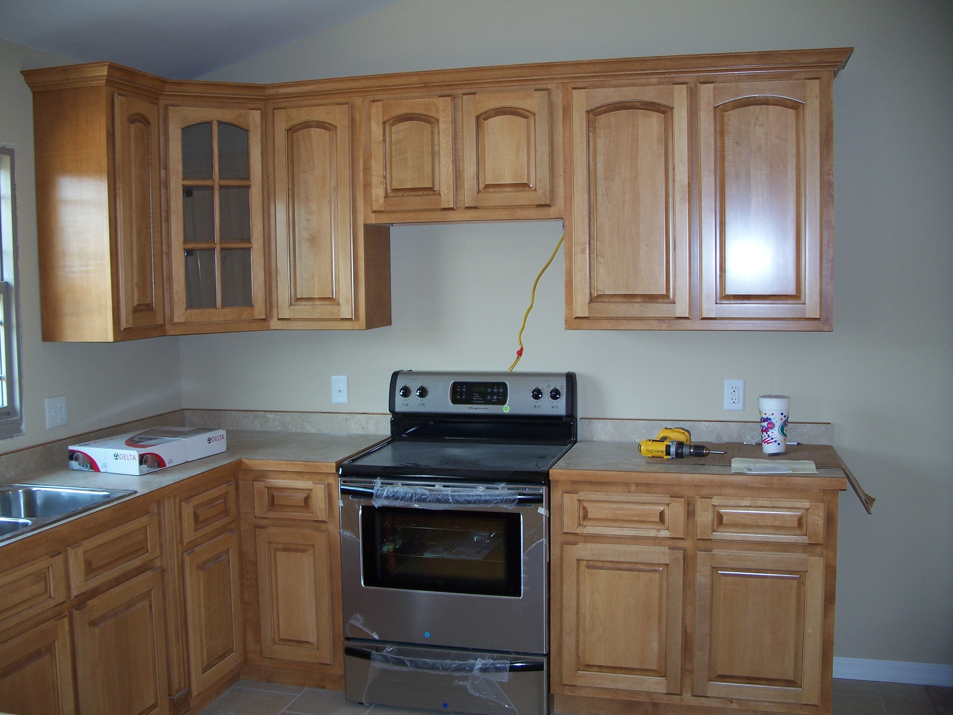 Simple Design Of Kitchen Cabinets